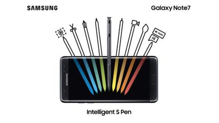 Samsung Galaxy Note 7 Pen