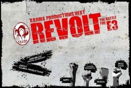 Kojima Productions: web especial E3 lanzada