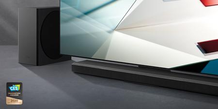 Q Series Soundbar 2020 Soundbar Hw Q800t