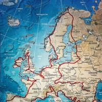 34 países y 28000 kilómetros