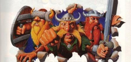 Retroanálisis de The Lost Vikings, una aventura de vikingos con plataformas y puzles que harán que le demos bien al coco
