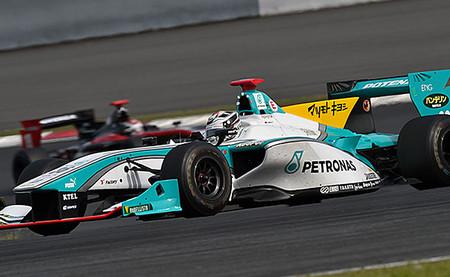 André Lotterer Fuji 2014 Super Fórmula