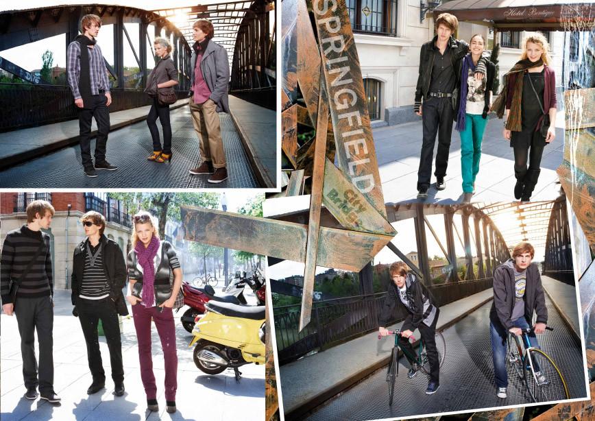 Foto de Catálogo Springfield Otoño-Invierno 2009/2010 (6/11)