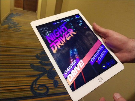 Night Driver: así luce el remake del clásico de Atari que nació hace más de 40 años