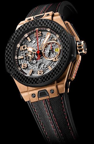 Foto de Relojes Hublot Ferrari 2013 (8/8)