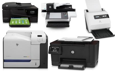 HP presenta su nueva gama de impresoras y escáners para el profesional y la movilidad