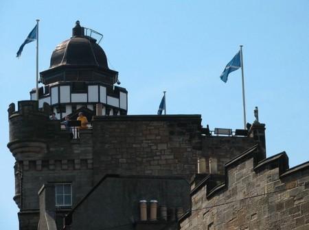 Torre Cámara Oscura Edimburgo