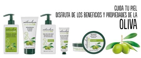La oliva, el ingrediente principal de la nueva gama de Naturalium