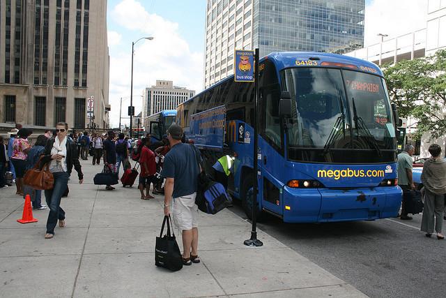 Autobus Low-Cost
