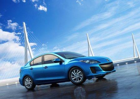 Pequeños retoques para el Mazda3 en Nueva York