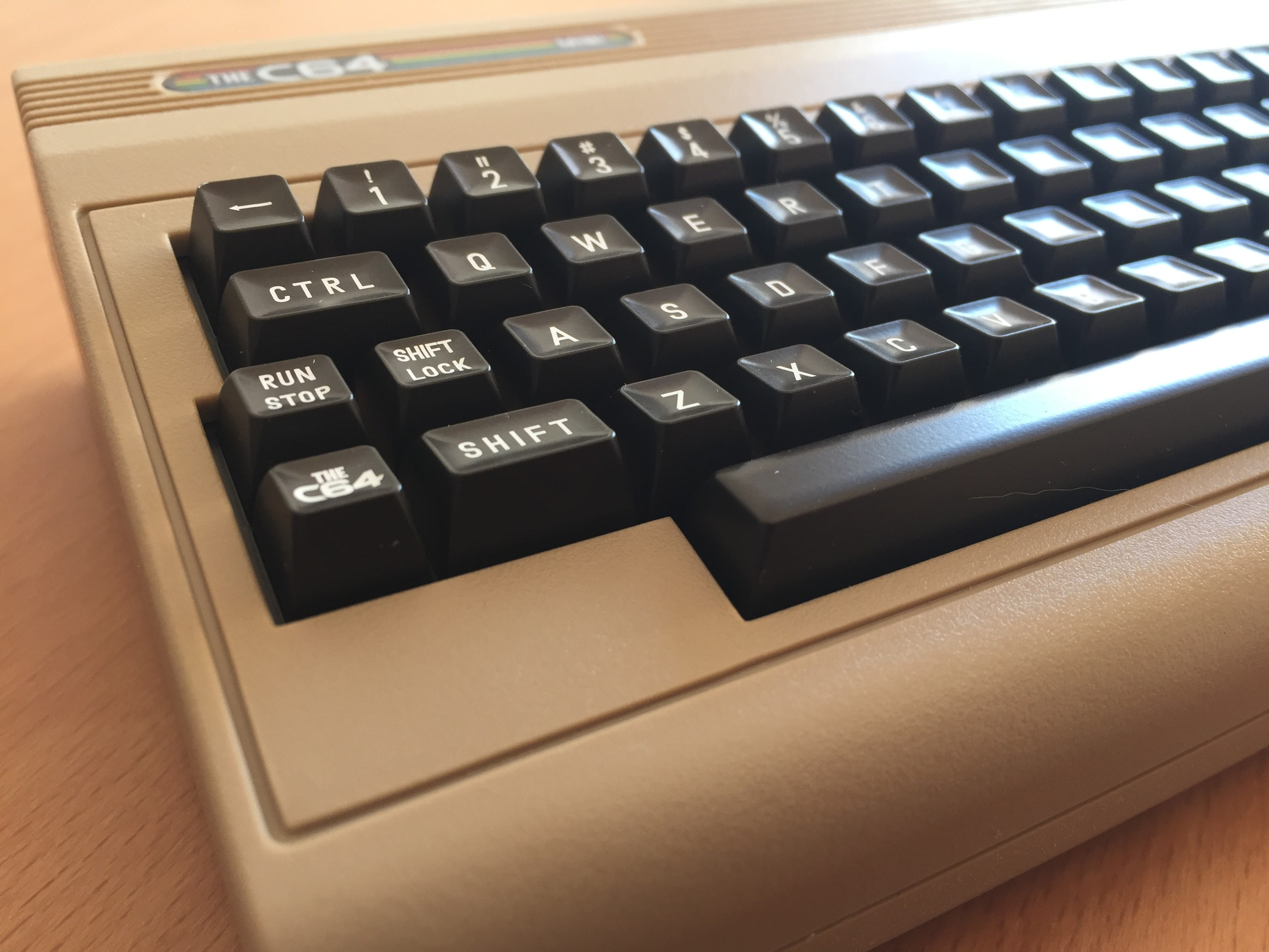 Foto de THE C64 Mini (1/4)