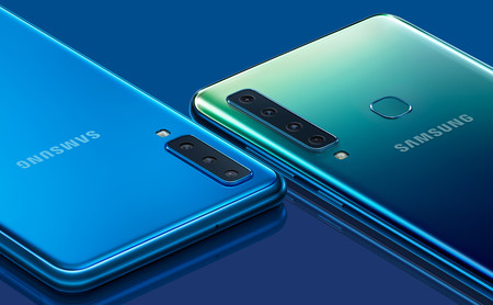 Las cuatro cámaras traseras del Samsung Galaxy A9 explicadas: para qué sirve cada una y qué valor puede aportar la cuarta cámara
