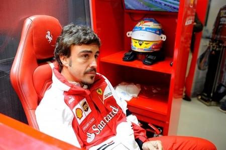 El Ferrari no funciona. Décima posición en parrilla para Fernando Alonso