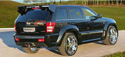 Jeep Grand Cherokee by Koenigseder