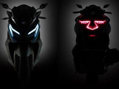 Maxsym 500 Concept, el megascooter que presentará SYM en el EICMA de Milán