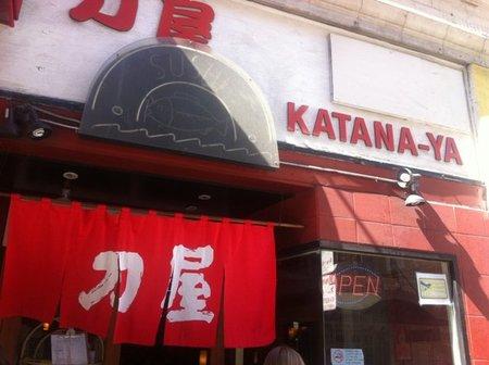 Instantáneas de California: KatanaYa, los mejores ramen que he comida en mi vida