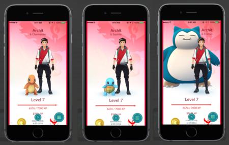 Pronto tu monstruo favorito podrá acompañarte fuera de su pokébola en Pokémon Go