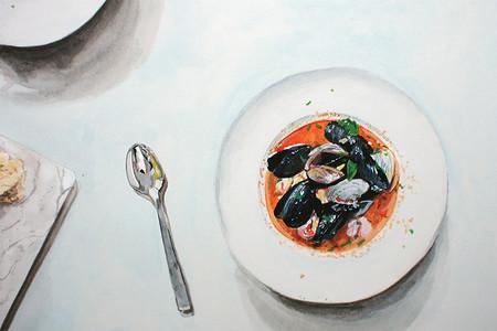 Pen & Palate, un delicioso gastronómico blog ilustrado