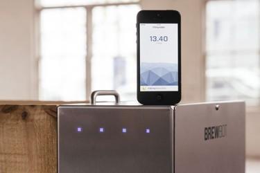 Brewbot o cómo preparar cerveza con la ayuda de un iPhone
