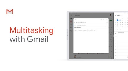 Gmail Multitasking