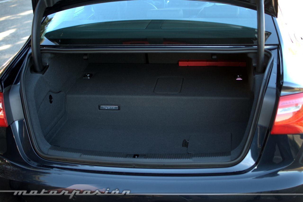 Foto de Audi A6 hybrid (prueba) (33/120)