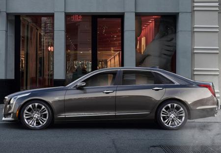 Cadillac Ct6 2016 2