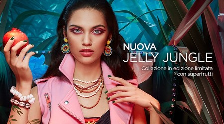 Nos ponemos salvajes con la nueva colección de Kiko, Jelly Jungle