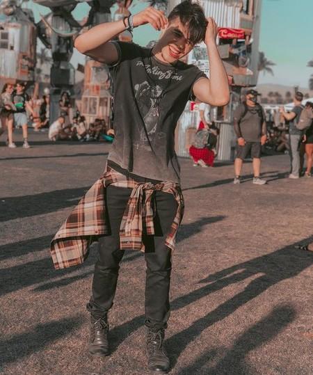 El Mejor Street Style De La Semana Trendencias Hombre Festival 2019 14