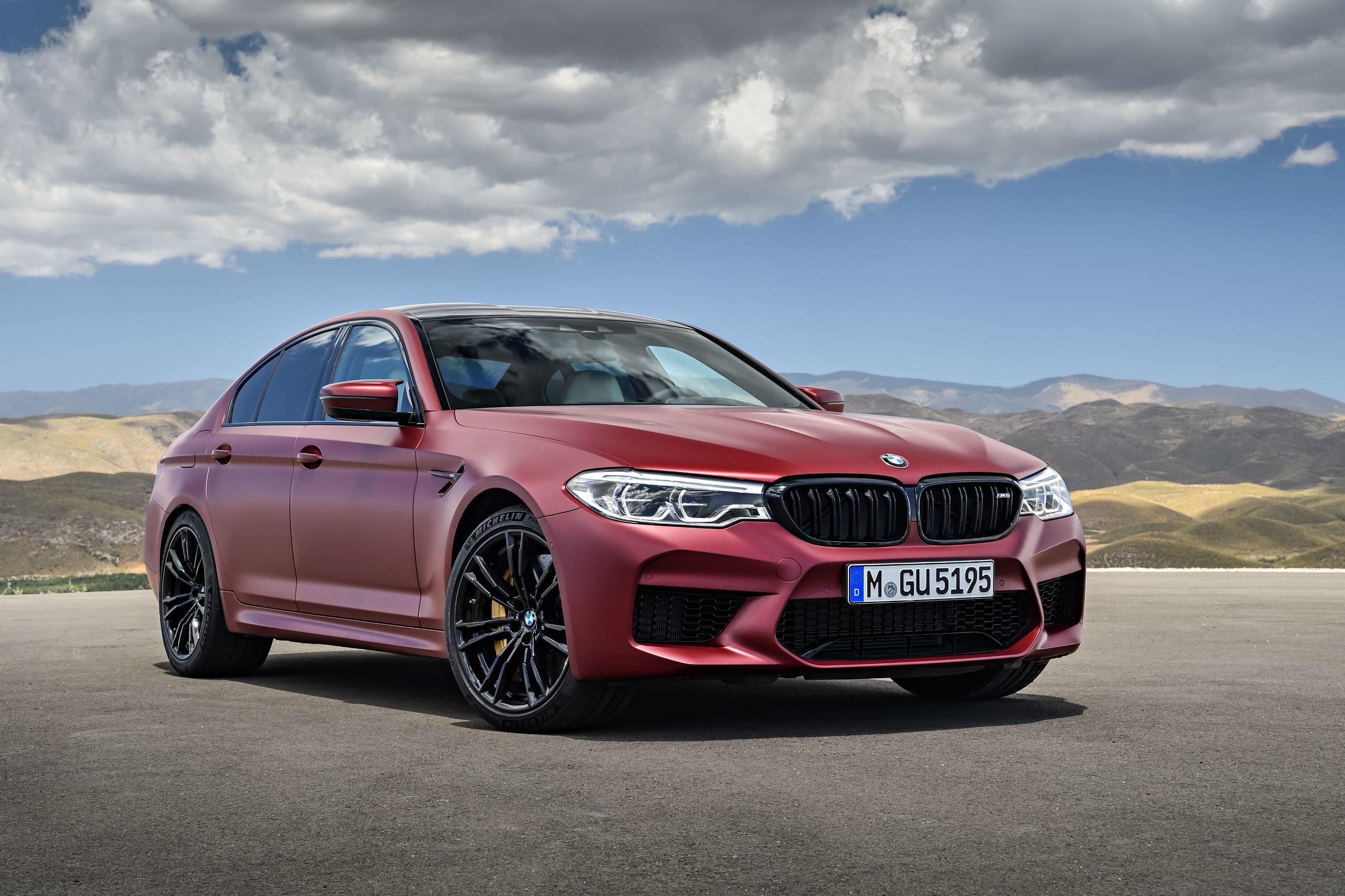 Foto de BMW M5 First Edition 2019 (11/19)