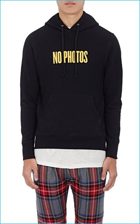 Justin Bieber 2016 Purpose Tour Xo Barneys New York No Photos Hoodie
