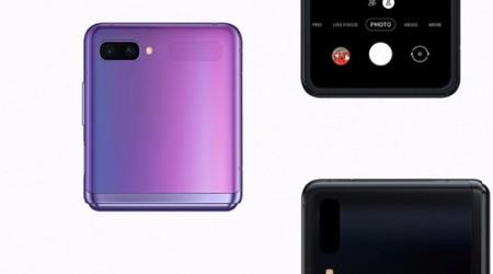 Los colores del Samsung Galaxy Z Flip