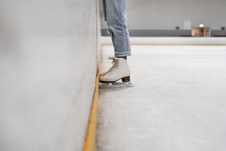 Patinaje sobre hielo: estos son los músculos que trabajas con esta actividad típica del invierno