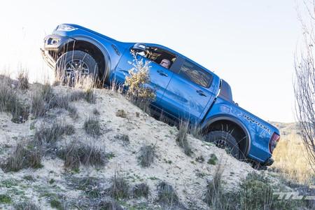 Ford Ranger Raptor 2020 Prueba 035