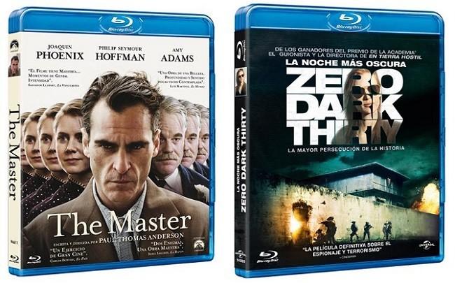 'The Master' y 'La noche más oscura'