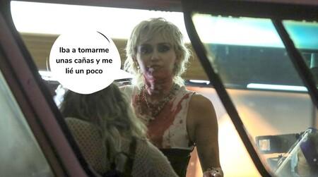 Miley Cyrus explica por qué recayó en el alcohol tras casi 1 año sin probarlo