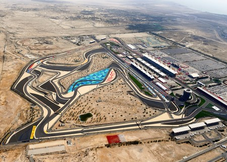Circuito Bahrein