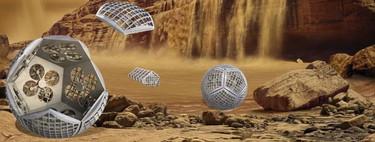 La NASA quiere sus propios 'transformers': Está diseñando robots cambiaformas para explorar los lagos de Titán
