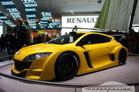 Renault en el Salón de París: cuando los franceses juegan en casa