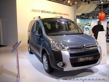 Citroën en el Salón de Madrid