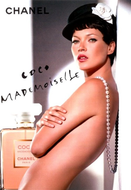 Chanel kate moss