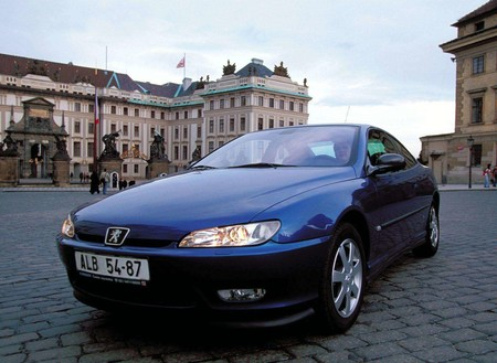 Peugeot 406 Coupe 2001 1600 05