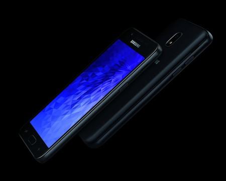 Samsung Galaxy J3 (2018): un gama de entrada básico y compacto con pantalla de cinco pulgadas