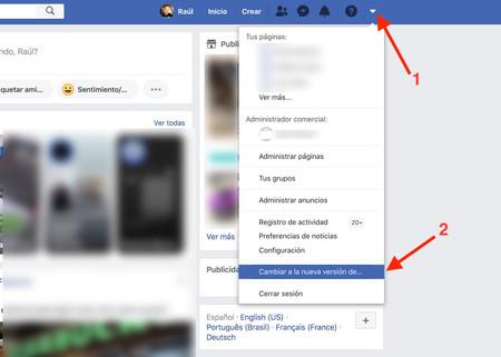 Nuevo Facebook Mexico 8