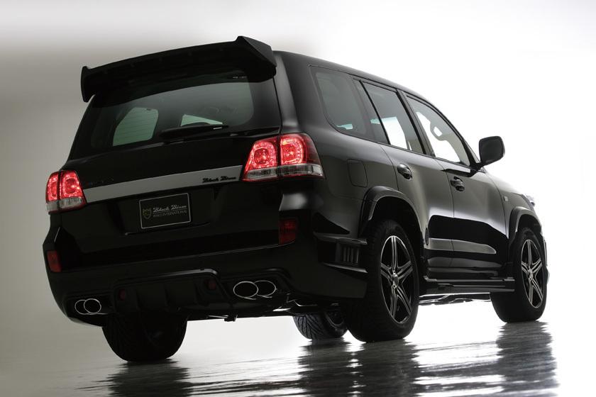 Foto de Toyota Land Cruiser Black Bison (11/23)