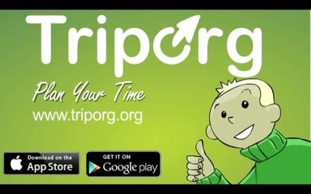 Triporg es un organizador de viajes en Internet que ayuda a elegir qué ver y hacer en el destino elegido