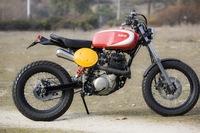 Yamaha XT 600 by Radical Ducati en el concurso Metamorfosis Monocilindrica