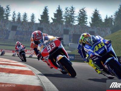 Aquí va el primer trailer de MotoGP 17. Hasta 60 FPS para convertirte en un mundialista