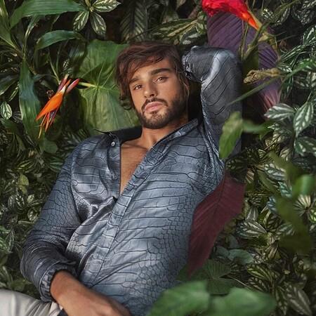 Roberto Cavalli ha encontrado el paraíso y lo ha enfrascado en su nueva fragancia