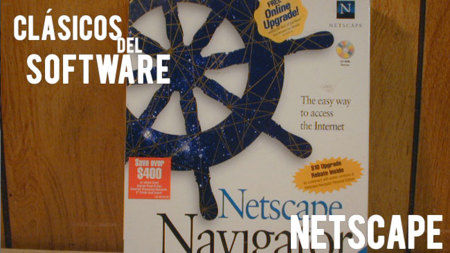 Netscape Navigator. Clásicos del software (VIII)
