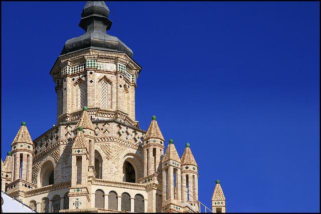 Catedral de Santa María de la Huerta, en Tarazona